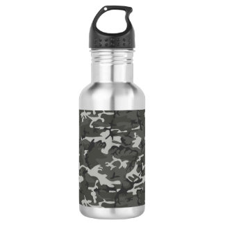 Military Style Urban Camo Water Bottle