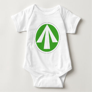 Military Surface Deployment & Distribution Command Baby Bodysuit