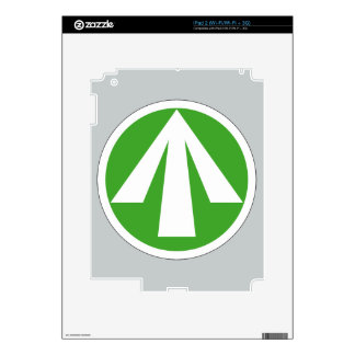 Military Surface Deployment & Distribution Command iPad 2 Decals