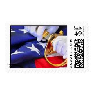 Military Symbols Postage
