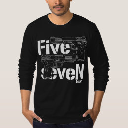 military t-shirts FN Five seveN