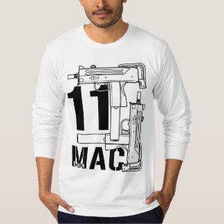 military t-shirts MAC M11 SMG