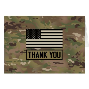 Military - Thank You