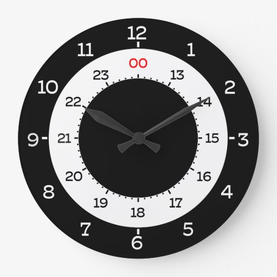 24 Hour Clock - Military Time Guide - Home - Military Time