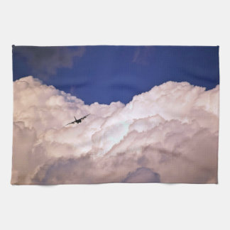 Military Transport Airplane by Shirley Taylor Towels