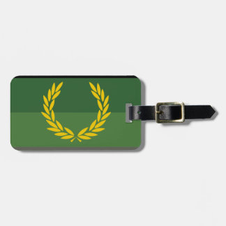 MILITARY UNIFORM PRIDE TAGS FOR BAGS