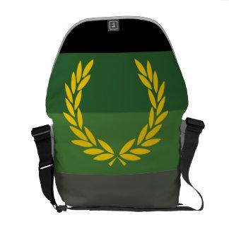 MILITARY UNIFORM PRIDE MESSENGER BAGS