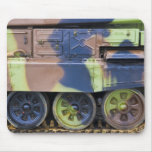 military vehicle mouse pads