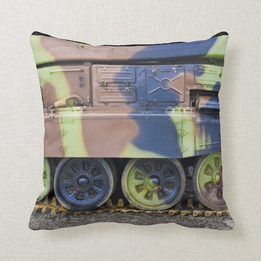 military vehicle pillows