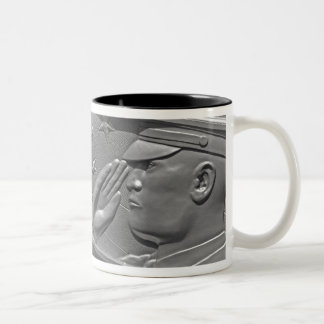 Military Veteran Armed Forces Hero Salute Mug