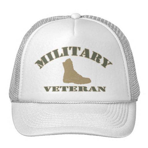 Military Veteran Hat