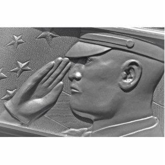 Military Veteran Hero Honor Statuette