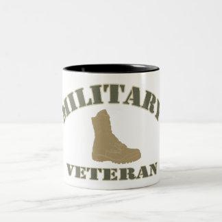 Military Veteran Mug