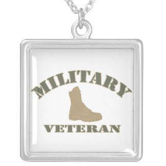 Military Veteran Necklace