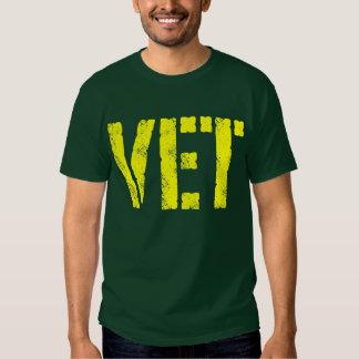 Military veteran VET T Shirt