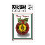 Military Vietnam Veteran Christmas Postage Stamps