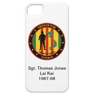 Military Vietnam War Veteran Custom IPhone 5 Case