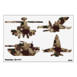 Military Wall Decal