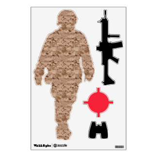 Military Wall Decals