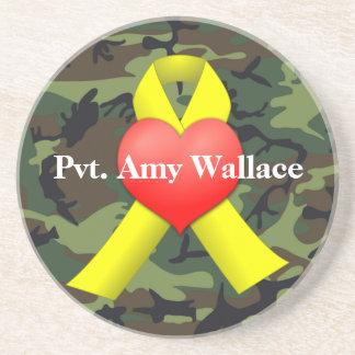 Military War Veteran Coasters