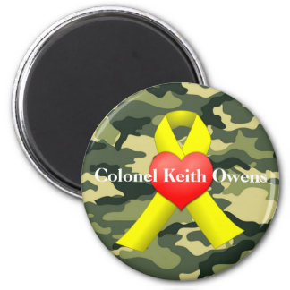 Military War Veteran Magnet