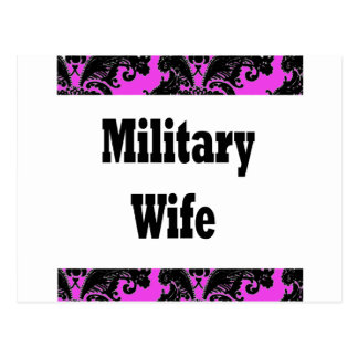 military wife2 post cards