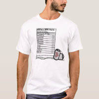 Military Wife Ingredients T-Shirt