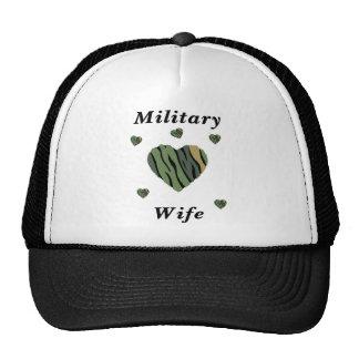 Military Wife Love Hats