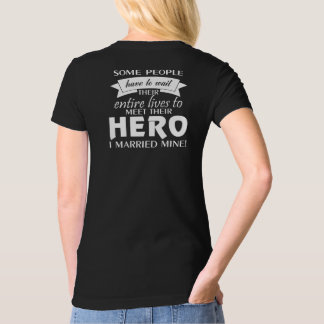Military Wife T-shirt