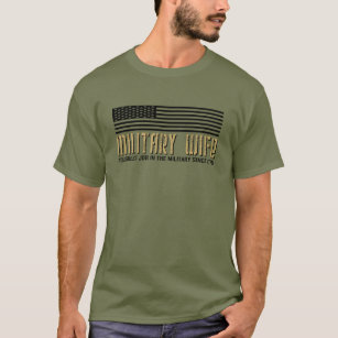 3dc45a43 Air Force Wife T-Shirts - T-Shirt Design & Printing   Zazzle