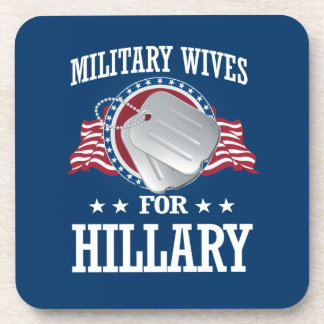 MILITARY WIVES FOR HILLARY COASTER