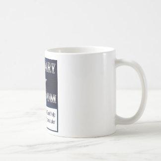 MilitaryCAC Logo Coffee Mug
