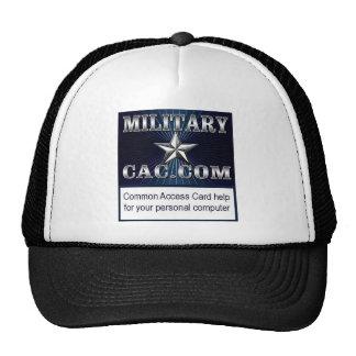 MilitaryCAC memorabilia Trucker Hat