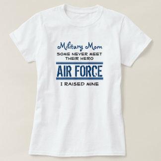 MilitaryMom-AFHero1 Playera