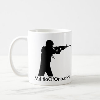 MilitiaOfOne.com Mug