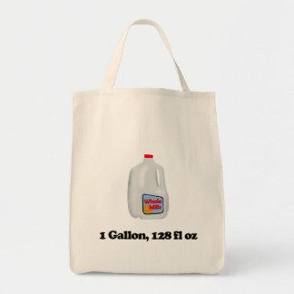 Milk, 1 Gallon, 128 fl oz Tote Bag