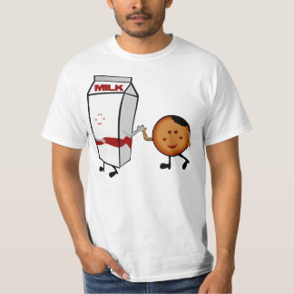 Milk and Cookie Lover T-Shirt