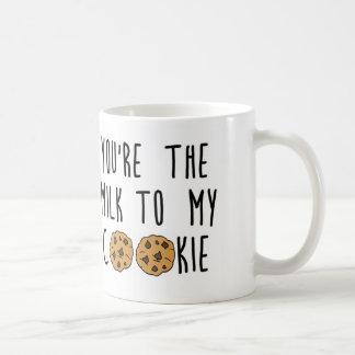 Milk and Cookie Mug