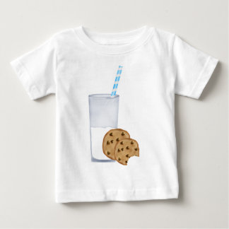 milk and cookies baby T-Shirt
