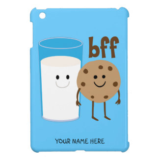 Milk And Cookies BFF iPad Mini Cover