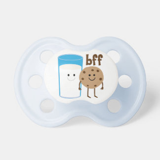 Milk And Cookies BFF Pacifier