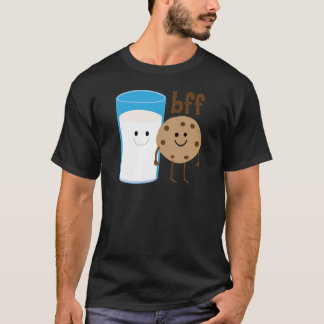 Milk And Cookies BFF T-Shirt