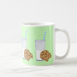 milk and cookies coffee mug