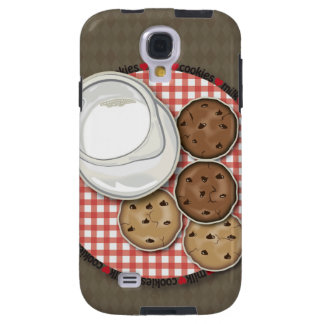 Milk and Cookies Galaxy S4 Case