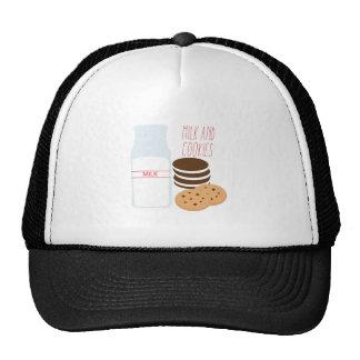 Milk and Cookies Mesh Hat