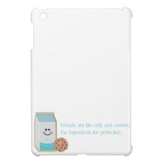 Milk and Cookies iPad Mini Cover