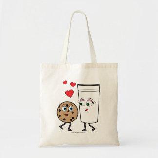 Milk and Cookies Tote Bag