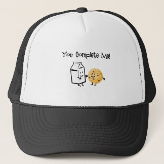 Milk and Cookies Trucker Hat