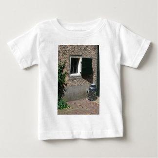 Milk can & Window Baby T-Shirt