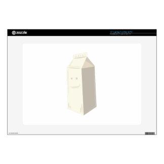 """Milk Carton 15"""" Laptop Decal"""